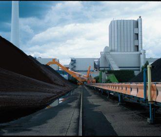 Heizkraftwerk (Bild Nr. 9378)