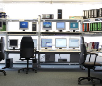 Network Operating Center (Bild Nr. 19945)