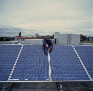 Photovoltaik Energewende