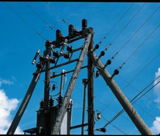 Strommast (Bild Nr. 8177)