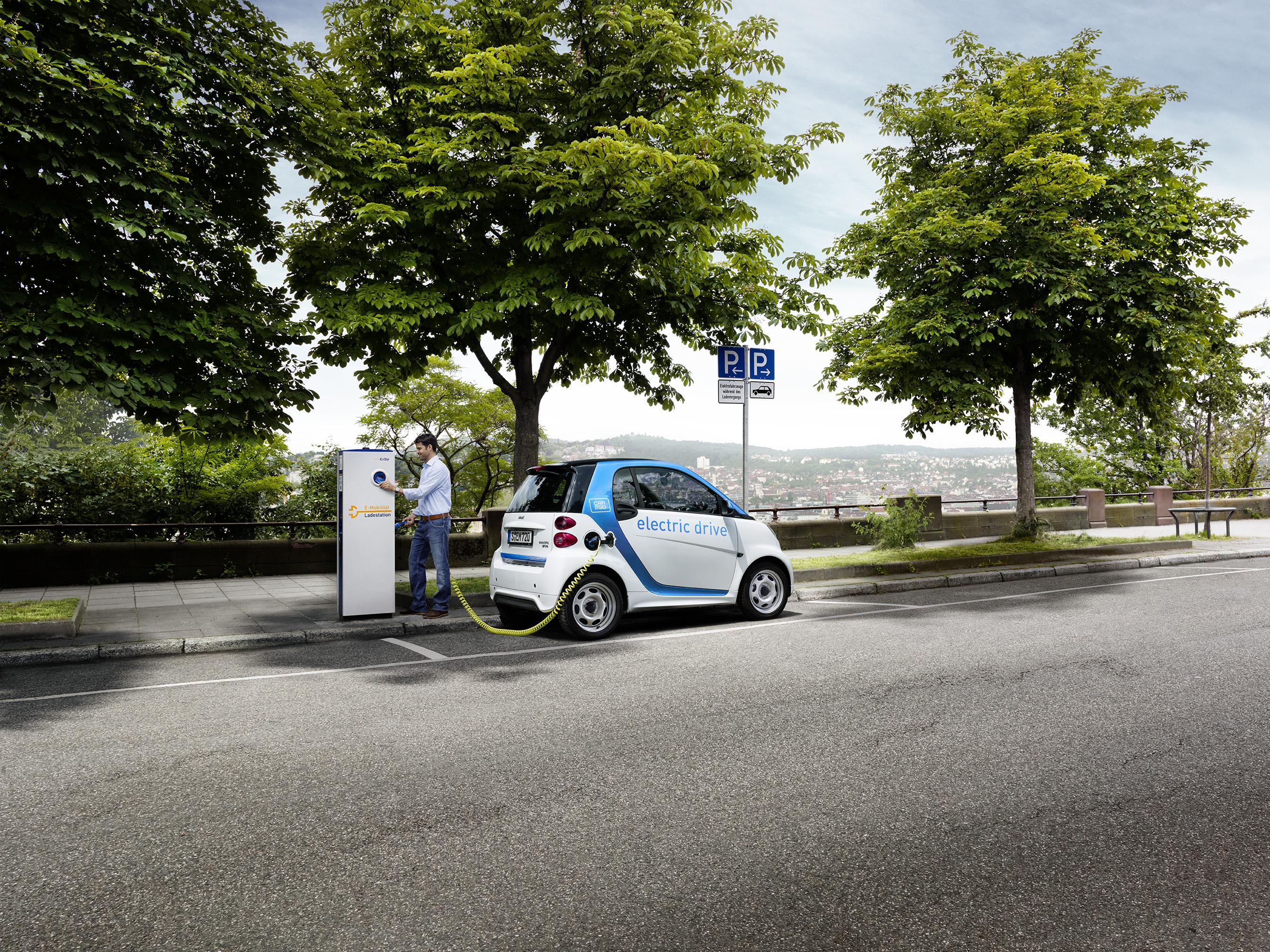 Elektromobilität und Mobilitätswende