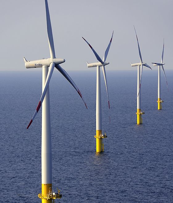 Offshore, Energiewende aktuell