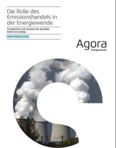Emissionshandel-Agora