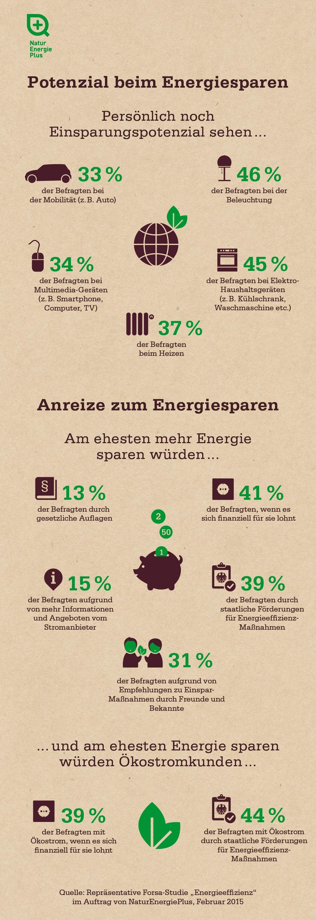 Energiesparen, Energieeffizienz