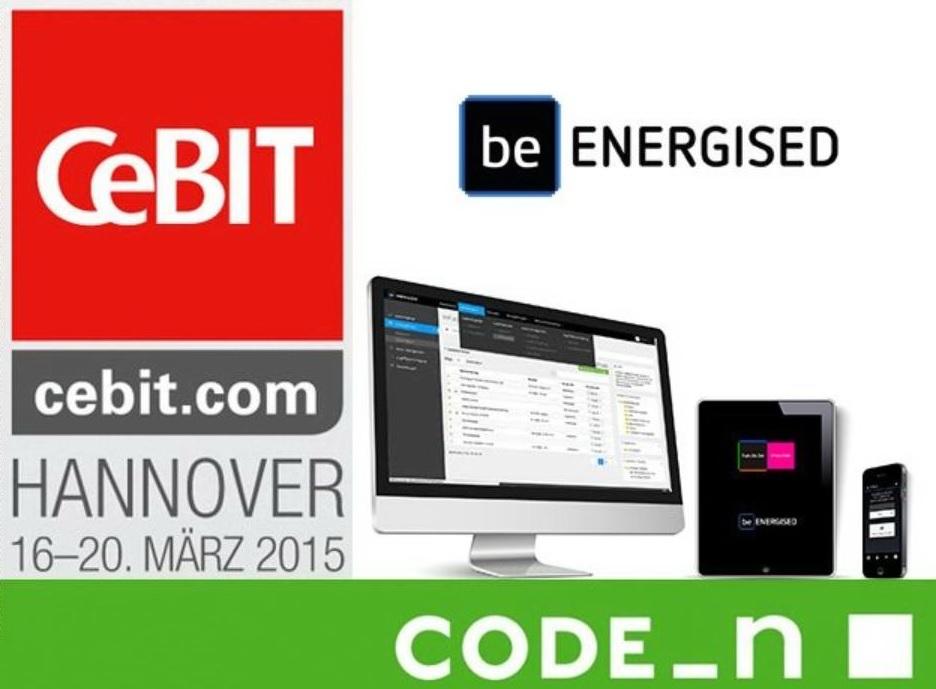 CeBIT2015, Startup, Energiewende