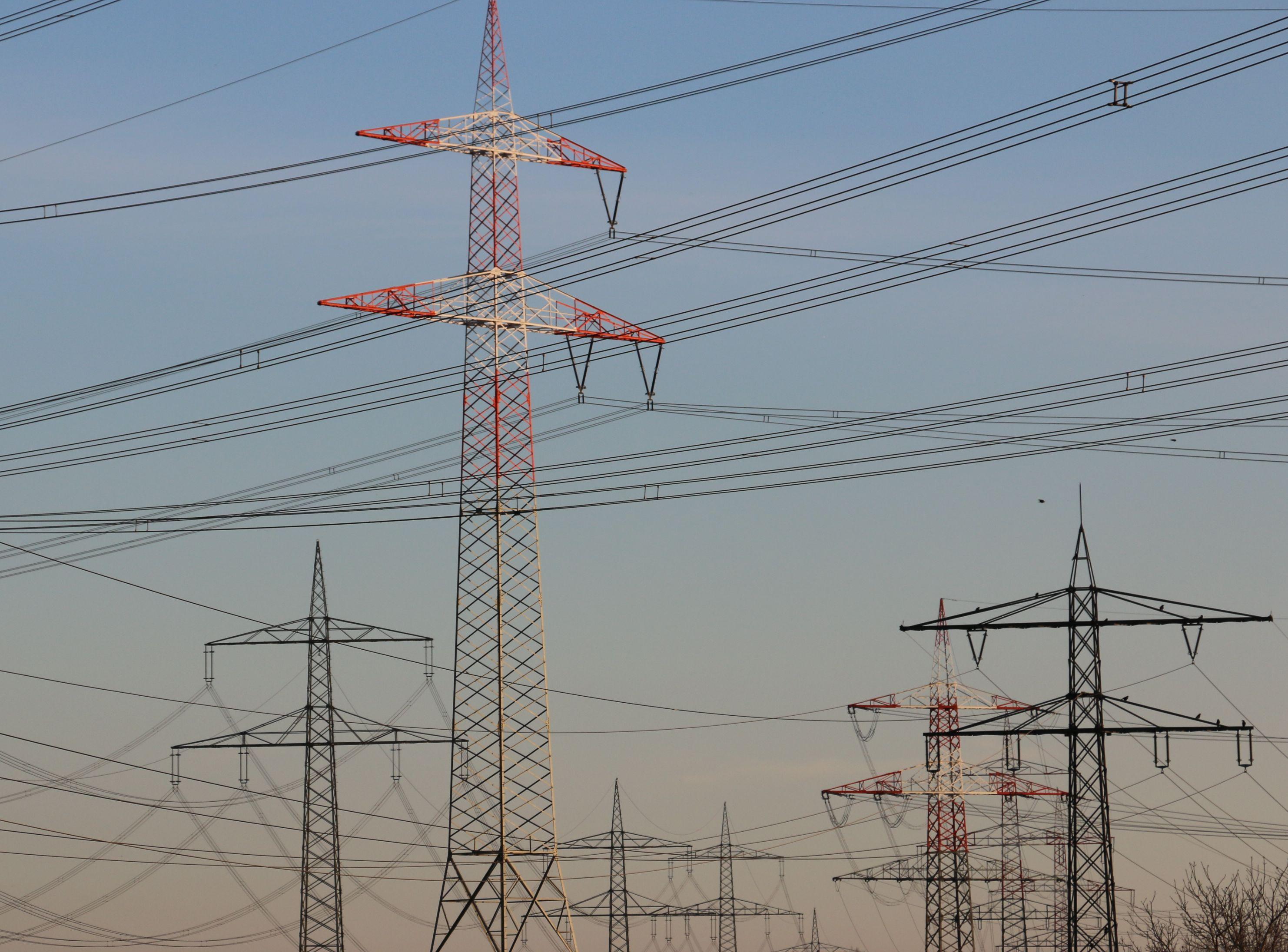 Stromtrasse_02, Energiewende aktuell, Netzausbau, HGÜ