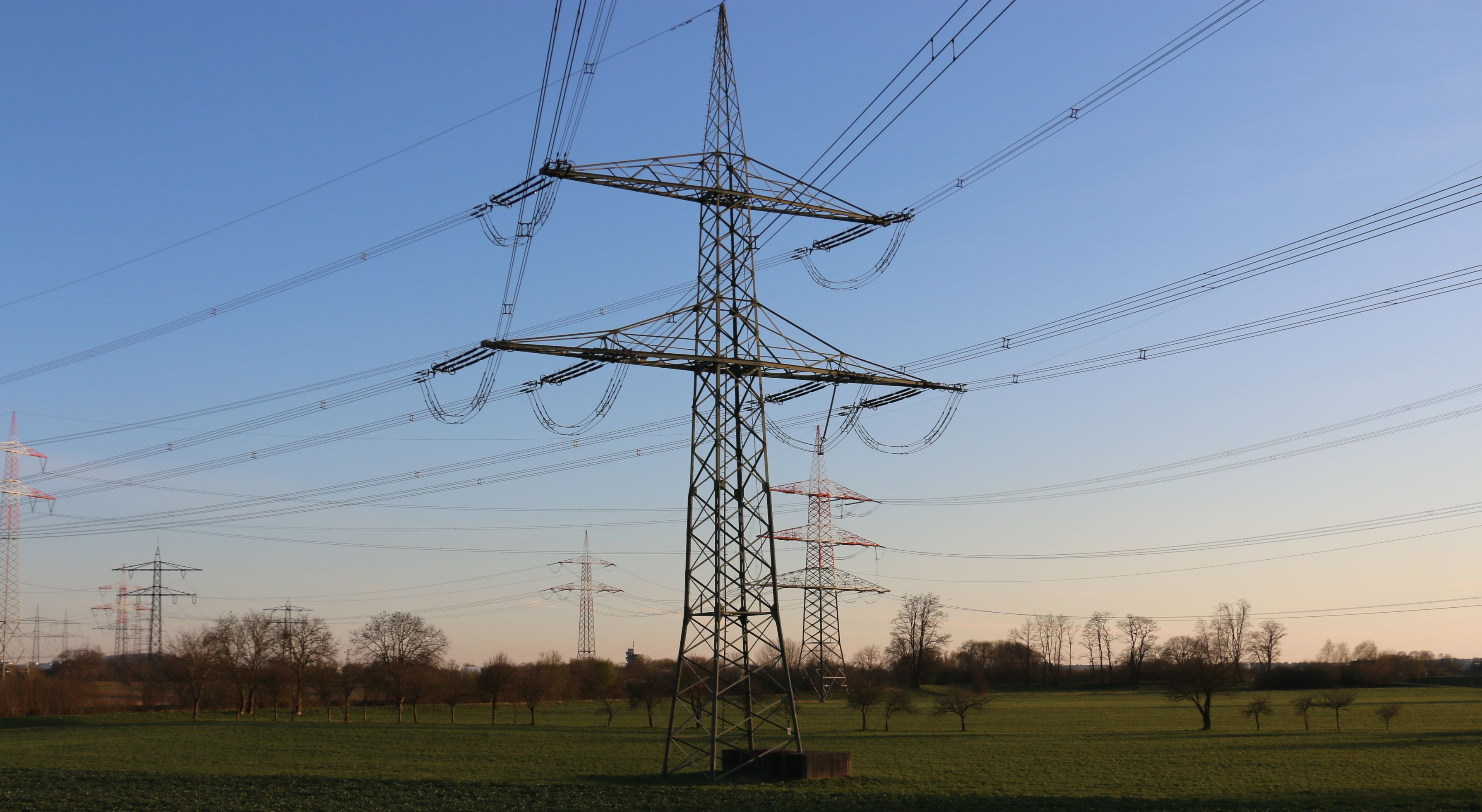 Netzausbau, Stromnetz