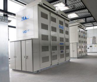 Younicos, Großbatteriespeicher, Energiewende