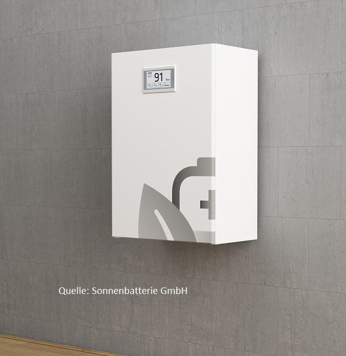 Energiespeicher-Sonnenbatterie_eco_4, Speicher für die Energiewende