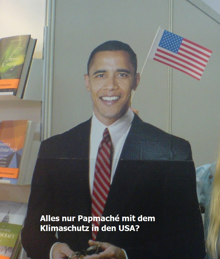 Energiepolitik in den USA, Obama