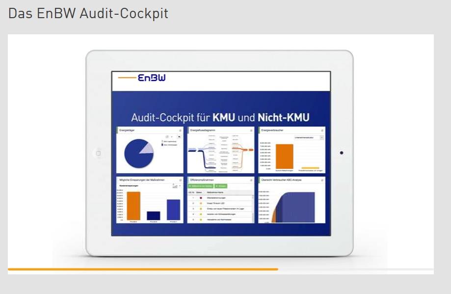 Energie-Audit für Nicht-KMU