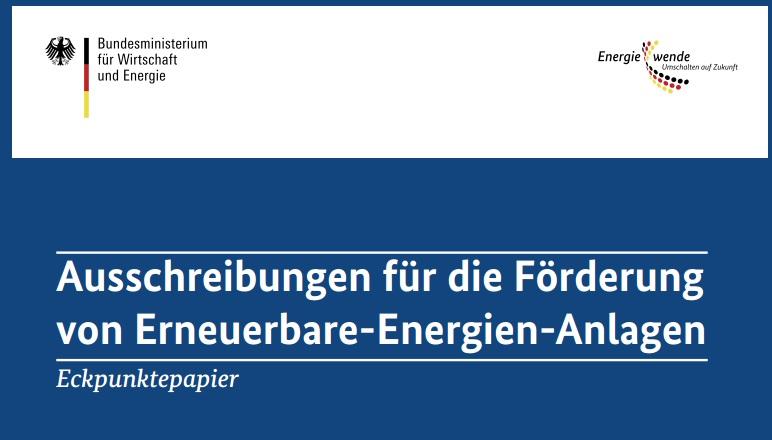 Ausschreibungen Erneuerbare Energien, EE-Auktionen