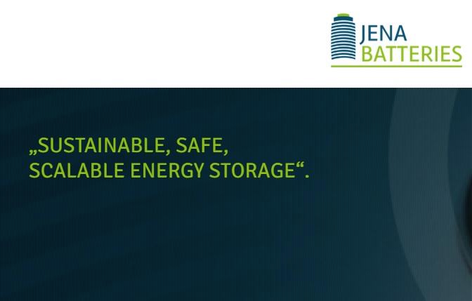 JenaBatteries, Solar und Speicher