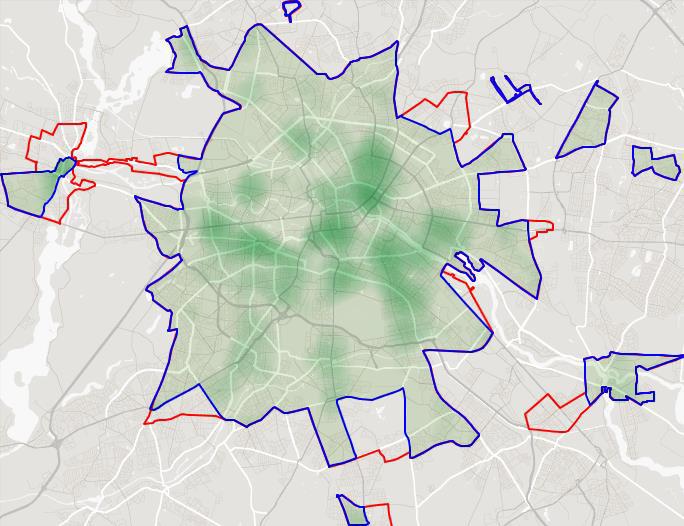 carsharing2, urbane Mobilität