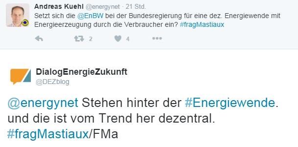 #fragMastiaux: Energiewende ist dezentral