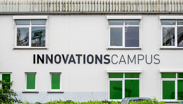 Startups. Innovationscampus, EnBW