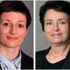 Prof. Dr. Claudia Mast und Dr. Helena Stehle