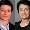 Prof. Dr. Claudia Mast und Dr. Helena Stehle