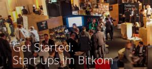 Bitkom bringt im et started network Unternehmen zusammen.