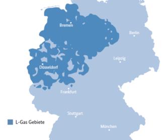 L-Gas-Gebiete