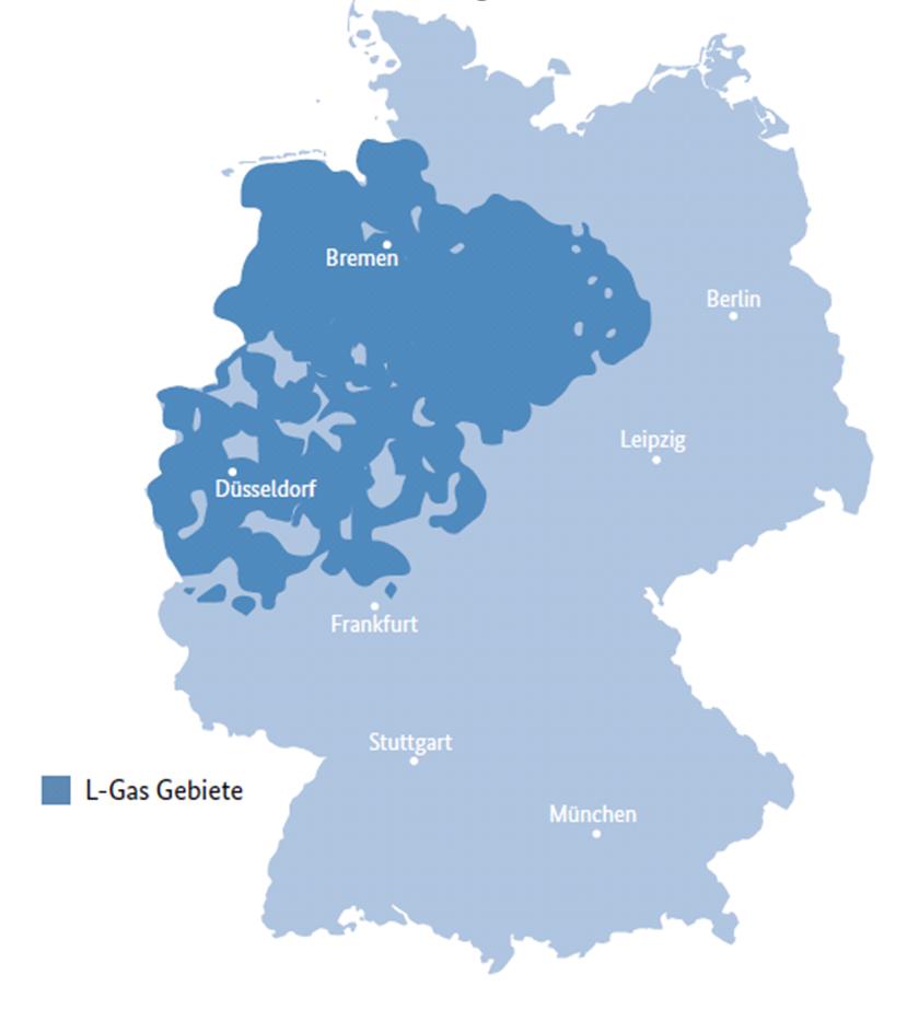 L Gas in Deutschland: Aktuelle regulatorische