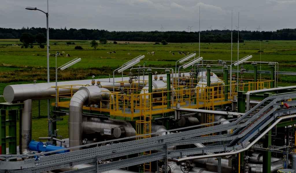 Energieversorgungssichrerheit: Gasspeicher sichern die Versorgung
