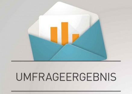 """Die Auswertung der Umfrage in der Rubrik """"Energiewende aktuell"""""""