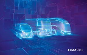 Auch auf der IAA 2016 wird das Thema Logistik von besonderer Bedeutung sein.
