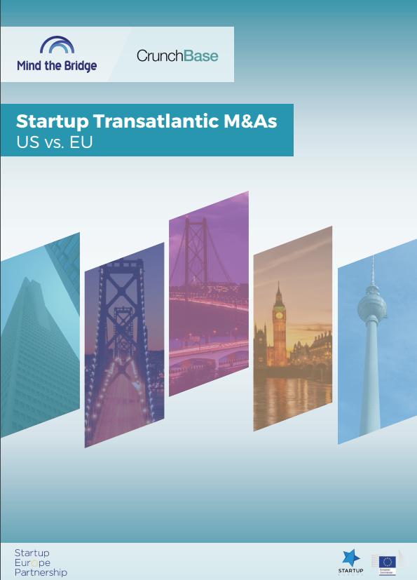 Export-Weltmeister sind wir leider - auf Ebene der EU - auch beim Verkauf von Start-ups.