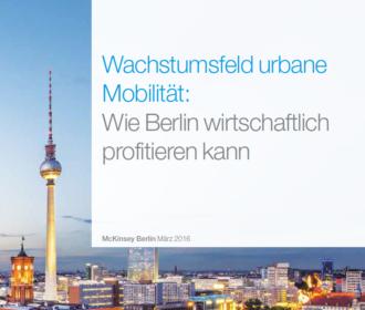 Technologischer Wandel bei der Urbanen Mobilität
