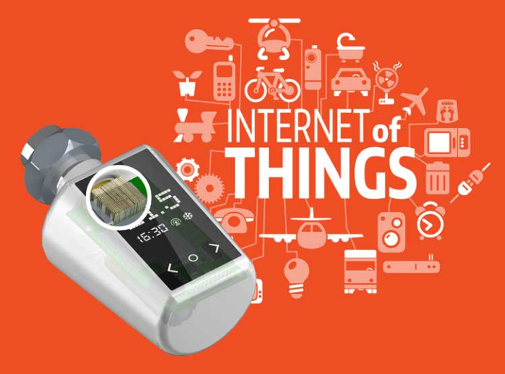 Mit TEGs von otego ohne Akku ins Internet of Things (IoT) - verschleissfrei und regenerativ.