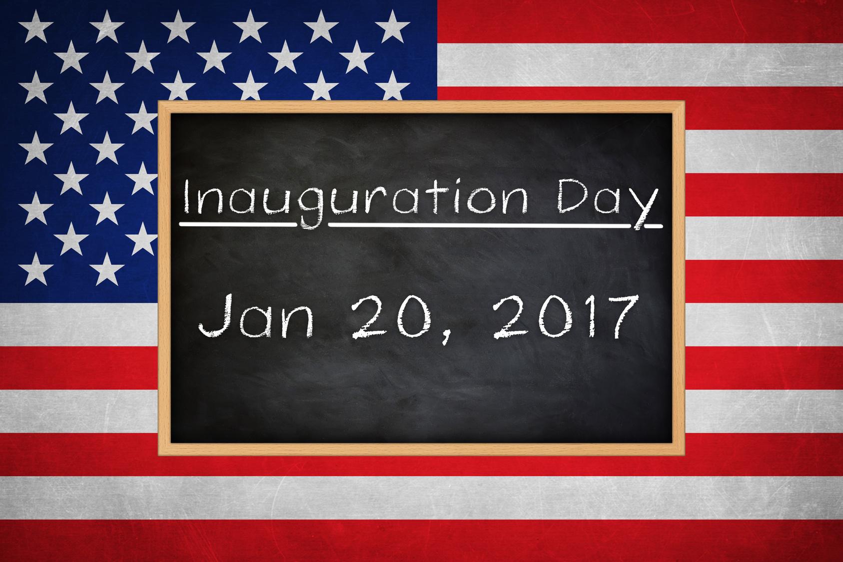 Heute ist der Tag des Amtsantritts von Donald Trump