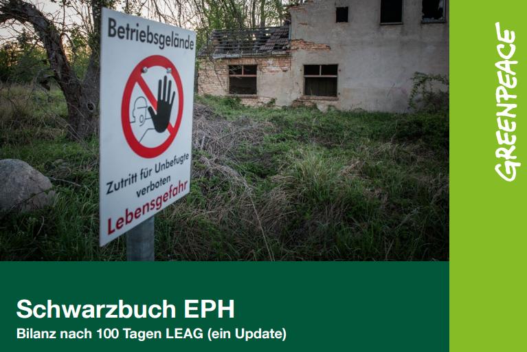 EPH in der Lausitz