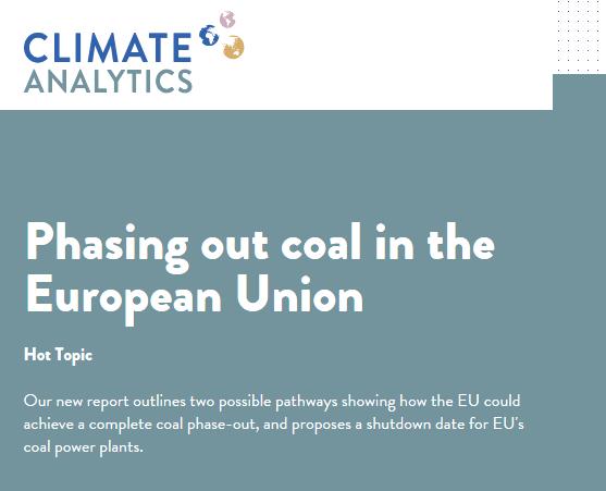Klimaschutz in der EU? Was müßte passieren, um Paris umzusetzen?