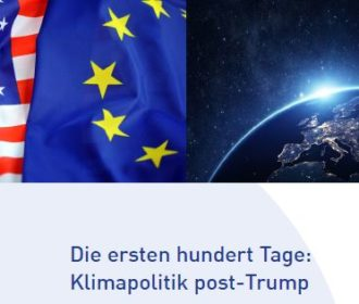 Klimapolitik Post Trump