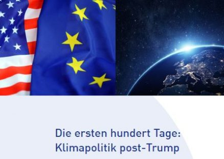 Klimapolitik Post Trump