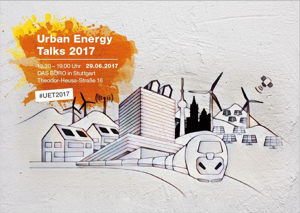 Um die Stadt der Zukunft geht es bei den Urban Energy Talks
