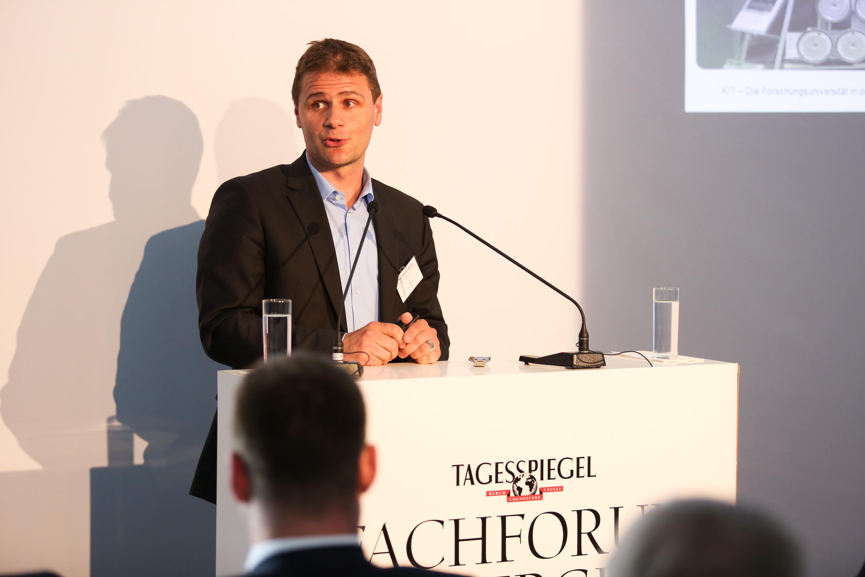 Keynote zum Innovationspotenzial von Abbruch und Rückbau
