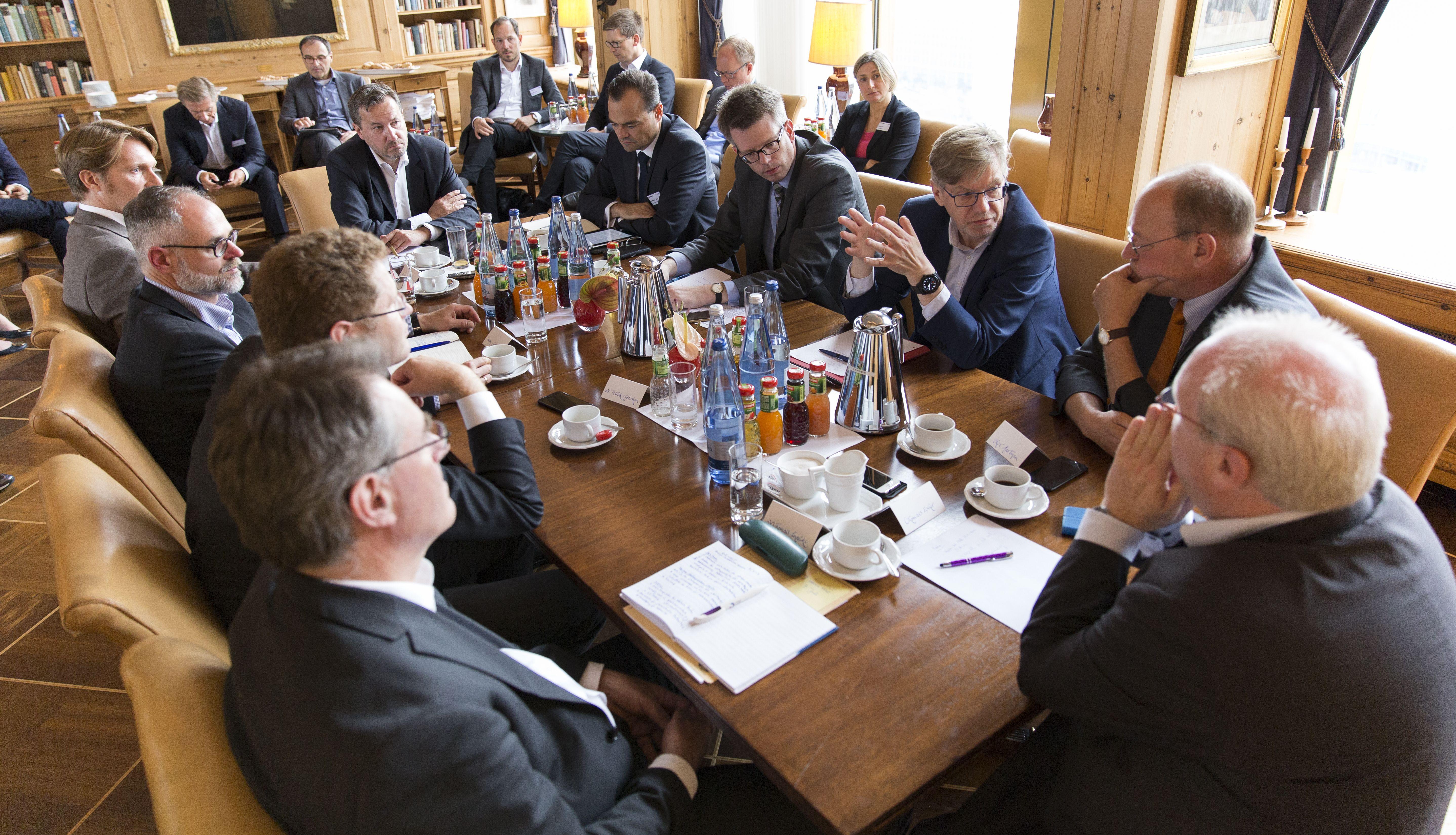 Expertendiskussion zur Zukunft der Offshore-Windenergie