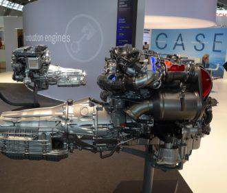 EVS30 - Daimler zeigt Hybrid