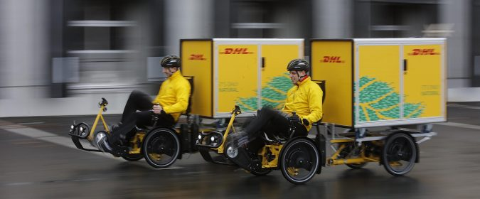 Deutsche Post DHL Group: Auf dem Weg in die Null-Emissionen-Logistik