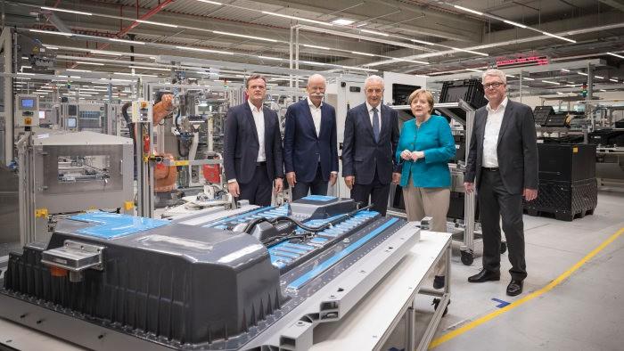 Batterien aus Sachsen von Accumotive
