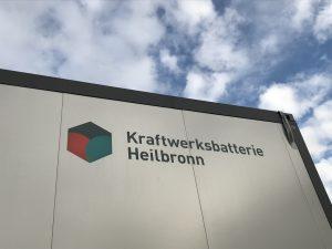 Speicher in der Energiewende. Hier das Beispiel Kraftwerksbatterie Heilbronn.
