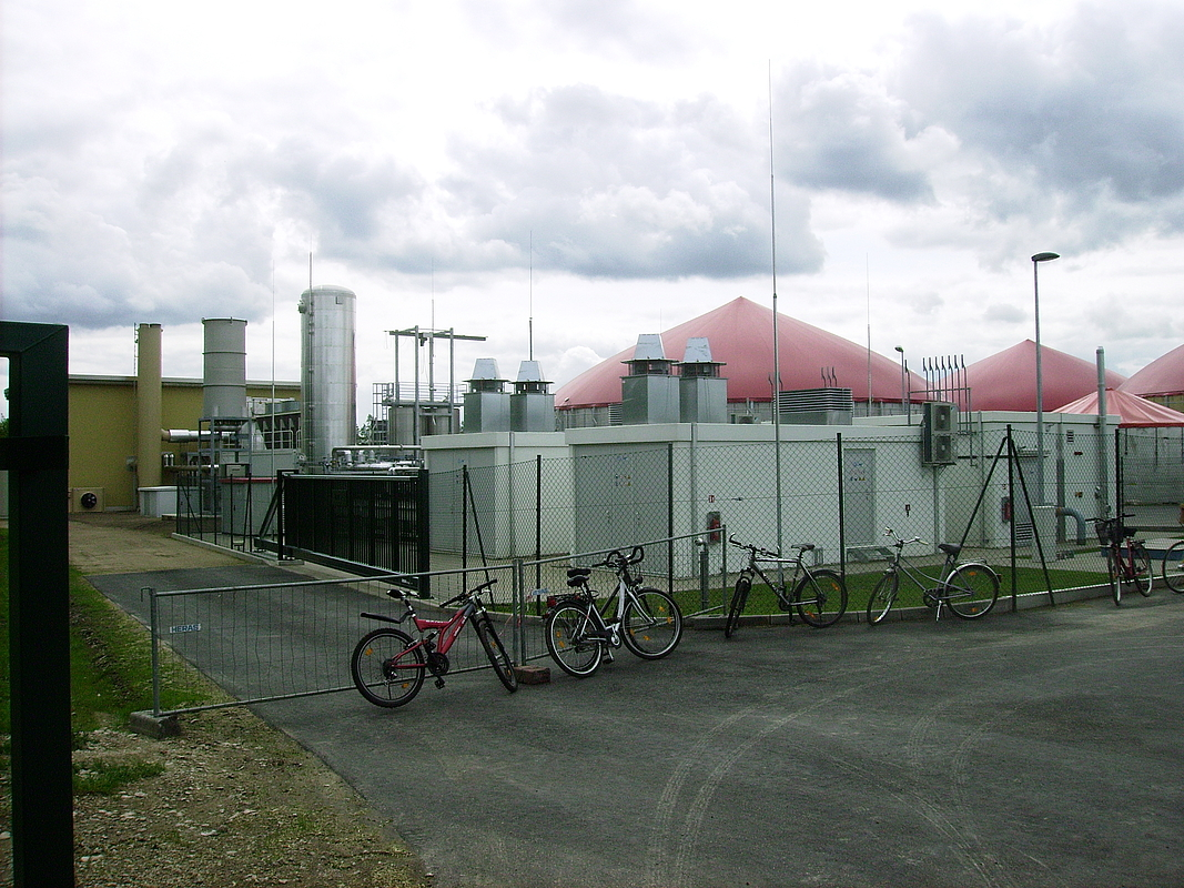 Power-to-Gas, Grün Gas bei Ontras