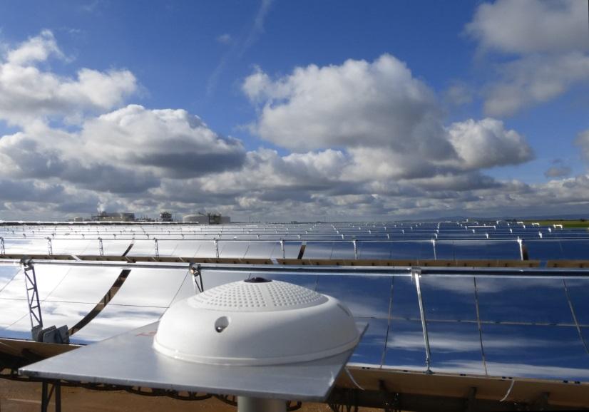 Netzintegration von Solarstrom: Wie Kameras dabei helfen